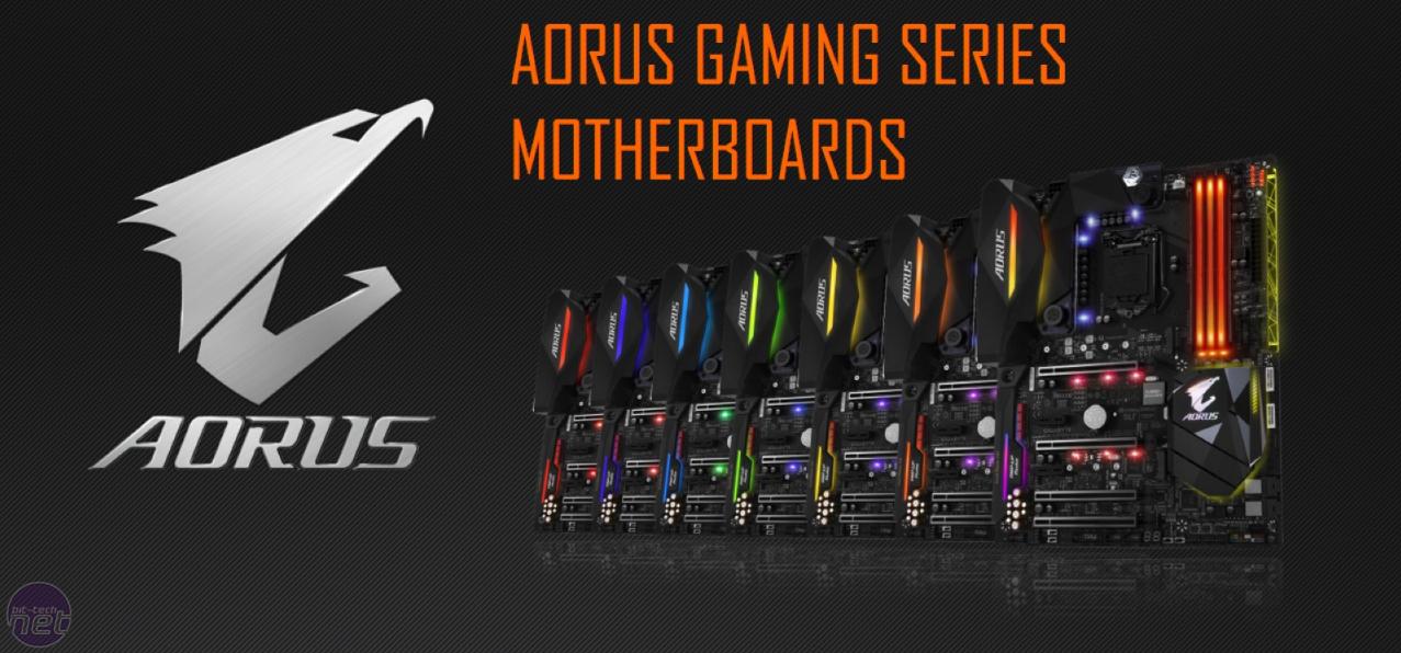 AORUS - Dòng bo mạch chủ hàng đầu cho giới game thủ.
