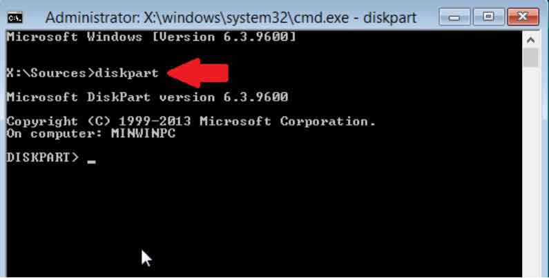 Hướng dẫn sửa lỗi Windows cannot be installed to this disk, the selected disk has an mbr partition style 3