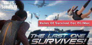 Rule of Survival PC - Bom tấn game sinh tồn gây sốt toàn thế giới