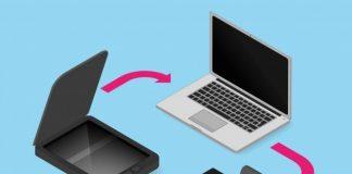 Cách kết nối máy in với laptop windows 10