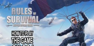 Tai Rules of Survival PC ngay hôm nay