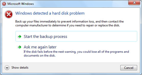 windows-detected-a-hard-disk-problem