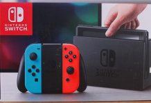 Những điều cần biết khi mua Nintendo Switch