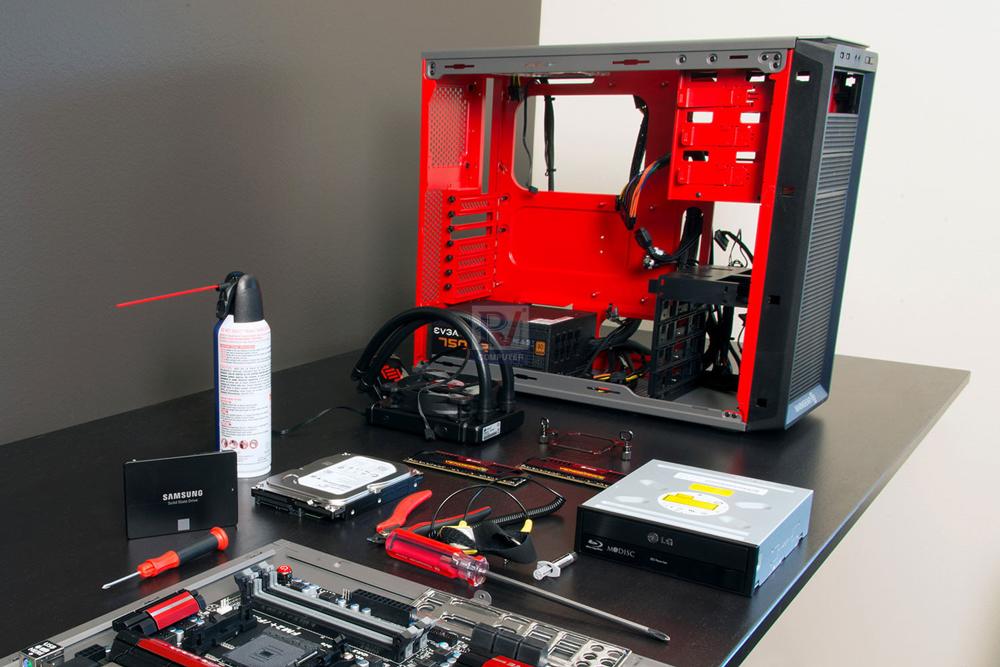 Chuẩn bị đồ nghề để build PC