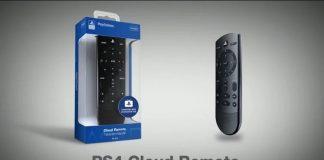 Sony thiết kế điều khiển từ xa cho máy Ps4?