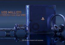 Sony tung ra bản máy PS4 Pro phiên bản giới hạn để ăn mừng doanh thu