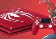 Sony tung ra thị trường máy PS4 Pro Marvel's Spider-Man phiên bản giới hạn