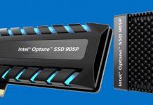 Intel Optane SSD 905P được tăng dung lượng tối đa lên 1,5GB
