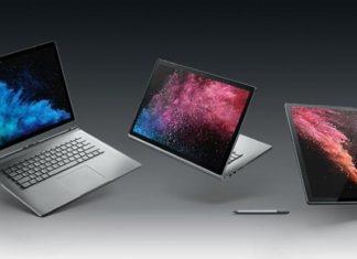 Lộ diện hình ảnh của Surface Laptop 2 trước ngày ra mắt