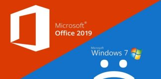 Microsoft Office 2019 sẽ không hỗ trợ Windows 7 và 8.1