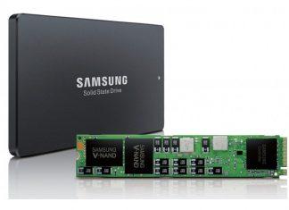 Samsung tiếp tục đánh mạng vào thị trường SSD data center với 4 loại ổ SSD mới