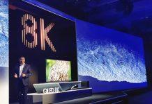 TV Samsung Unveils 8K QLED Q900R với độ phân giải 8k liệu có thực sự hữu dụng