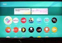hệ điều hành my home screen 3 tivi panasonic