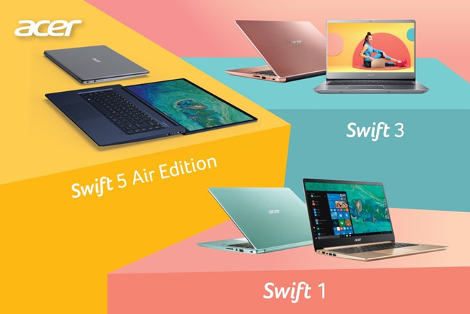 acer swift series 1