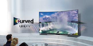 Top tivi màn hình cong bán chạy nhất tại Phong Vũ thumbnail