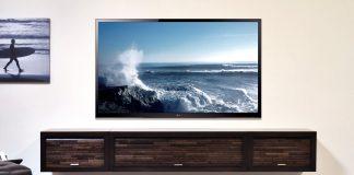 lợi ích của tivi treo tường
