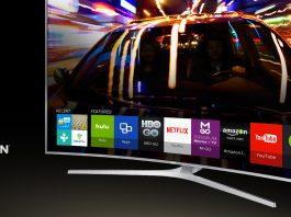 cách xóa ứng dụng trên smart tivi sansung 2018 1