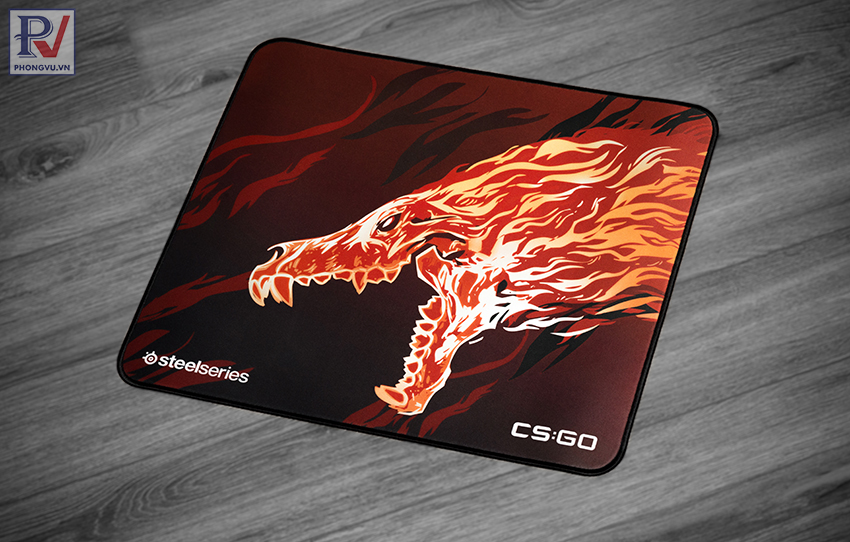 Steelseries-QcK+-CSGO-Howl-gaming-mousepad
