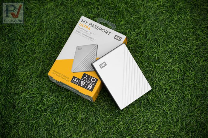 Ổ cứng HDD WD My Passport Ultra 1TB 2.5