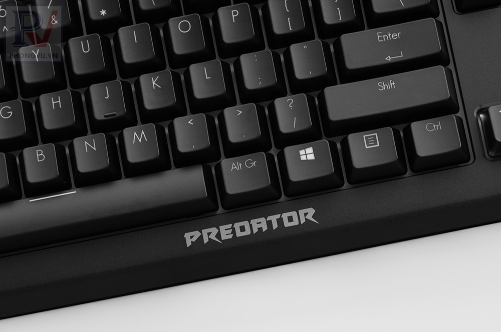 ACER PREDATOR AETHON 500 GAMING MECHANICAL KEYBOARD - Phong Vũ