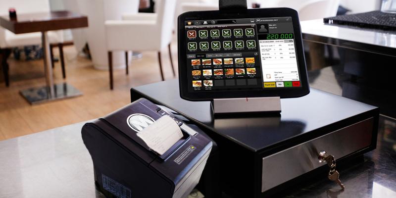 lựa chọn máy in cho cửa hàng, siêu thị, nhà hàng