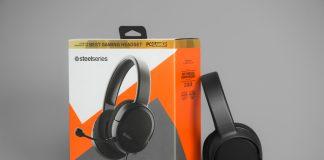 steelseries arctis raw gaming headset