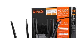 Router wifi Tenda AC10U