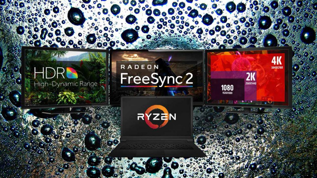 amd laptop competition