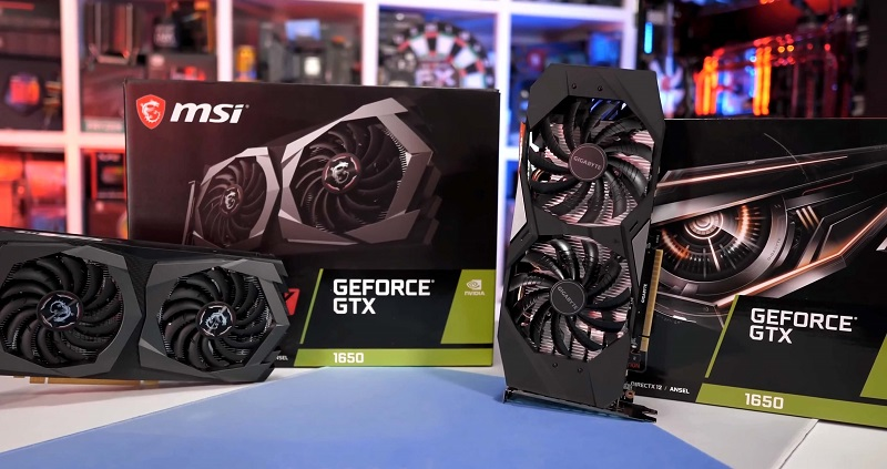 GTX 1650 (techspot)