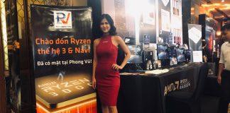 AMD ra mắt tại Việt Nam
