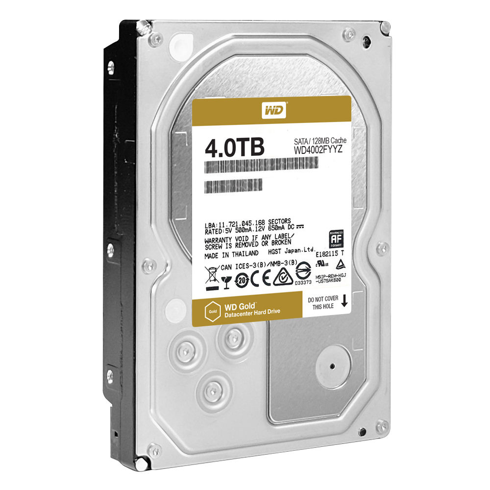 WD HDD Gold