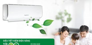 Máy lạnh Nagakawa Inverter NIS-C18IT 2HP (18.000 BTU)