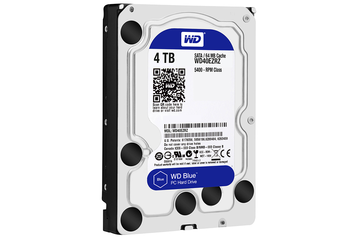 Western Digital HDD Blue 4TB