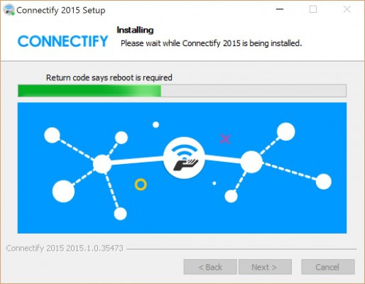 wifihotspot connectify install