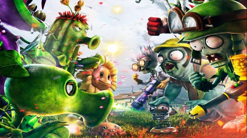 Game company EA suddenly released a version of Plants vs. Zombies 3