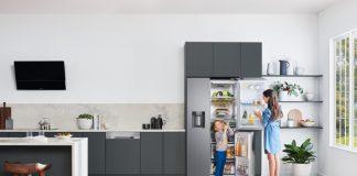 tủ lạnh samsung nổi bật trong thiết kế sang trọng ấn tượng