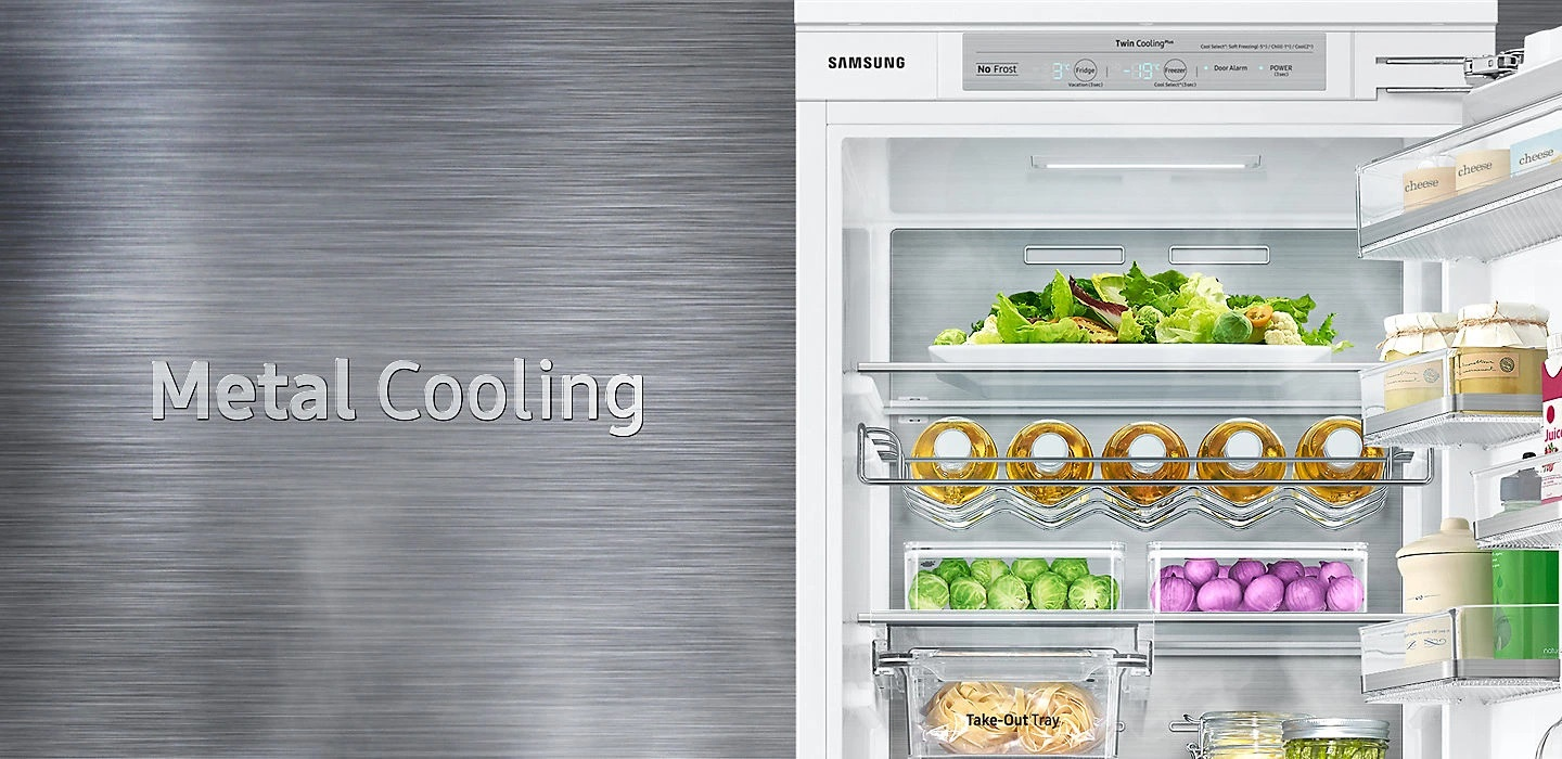 Cabinet Cooling (Metal Cooling)