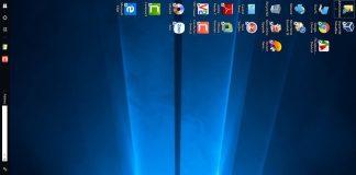 màn hình máy tính bị xoay ngang