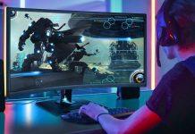 Màn hình ViewSonic 35'' XG350R-C - Mơ ước của các Game thủ