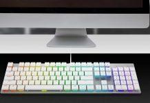 Bàn phím Cooler master Kết nối thuận tiện với các dòng PC, Laptop