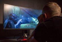 Màn hình Asus ROG SWIFT PG35VQ - Bậc thầy về Game