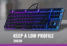 overview cooler master sk630