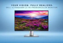 Màn hình Dell UltraSharp mới ra: rộng 27 inch, hình ảnh 4K và đặc biệt hỗ trợ cực tốt cho dân thiết kế