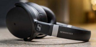 Tai nghe không dây Sennheiser HD 450TB