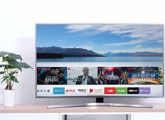 Xem phim, nghe nhạc hay chơi game, smart TV của Samsung đều đáp ứng được
