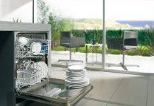 Máy rửa chén cao cấp chính hãng cho gia đình