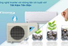 Đánh giá máy lạnh Daikin Inverter chi tiết có những công nghệ gì đáng tiền?