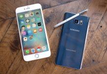 Nên mua Iphone hay Samsung- Táo hay Kim chi ?