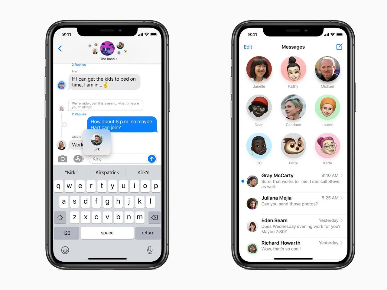 Apple iOS 14 Revamps the Home Screen, Beefs Up Messages