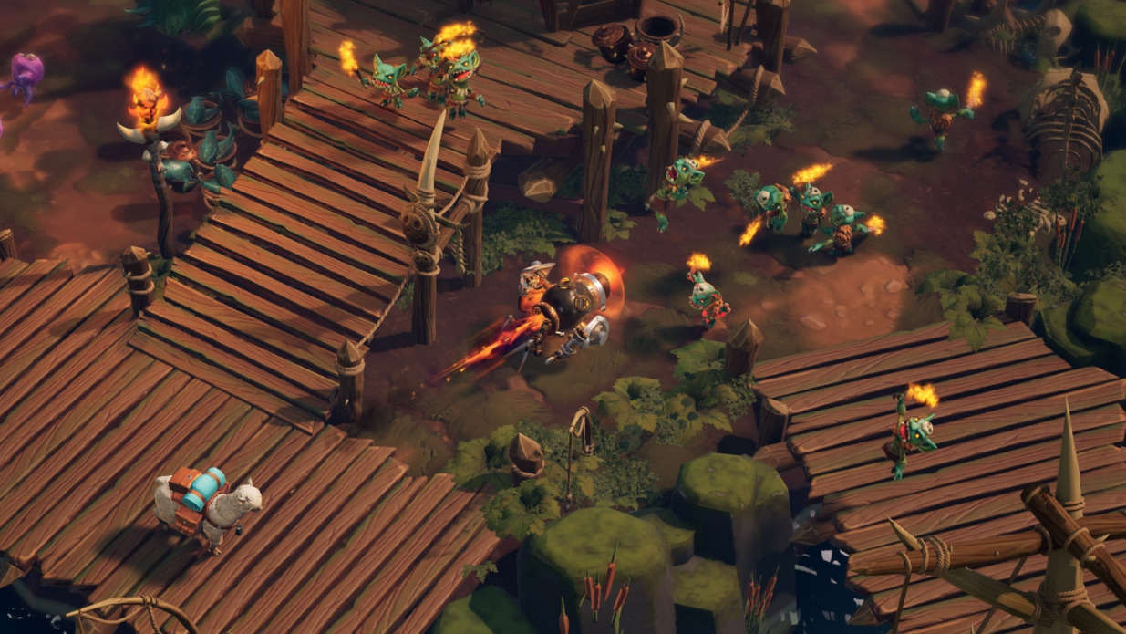 Torchlight Frontiers Renamed to Torchlight III